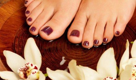 Beauté des pieds Saint-Romain-le-Puy